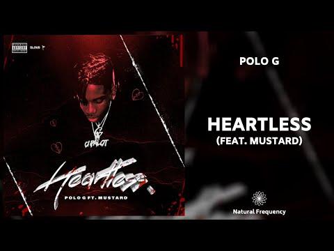 Polo G – Heartless (feat. Mustard) [432Hz]