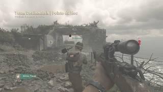 Quad feed with the shovel? COD WWII