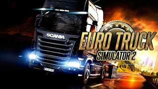 Euro Truck Simulator2 #6 - Revenim la viteza legala