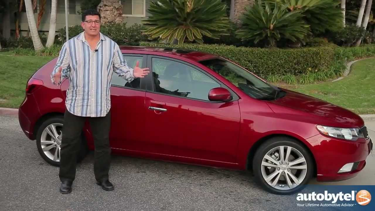 2012 Kia Forte SX Test Drive U0026 Car Review