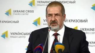 Crimean Tatars' rights. Ukraine Crisis Media Center, 1st of October 2014