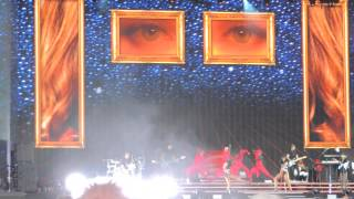 Kylie Minogue - Breathe (intro) & Better The Devil You Know live BST, Hyde Park 21/06/15