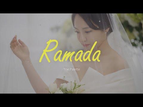 [4K] 라마다호텔 웨딩_세인트그레이스, 깔끔한 웨딩영상, 본식DVD - 더팔레트