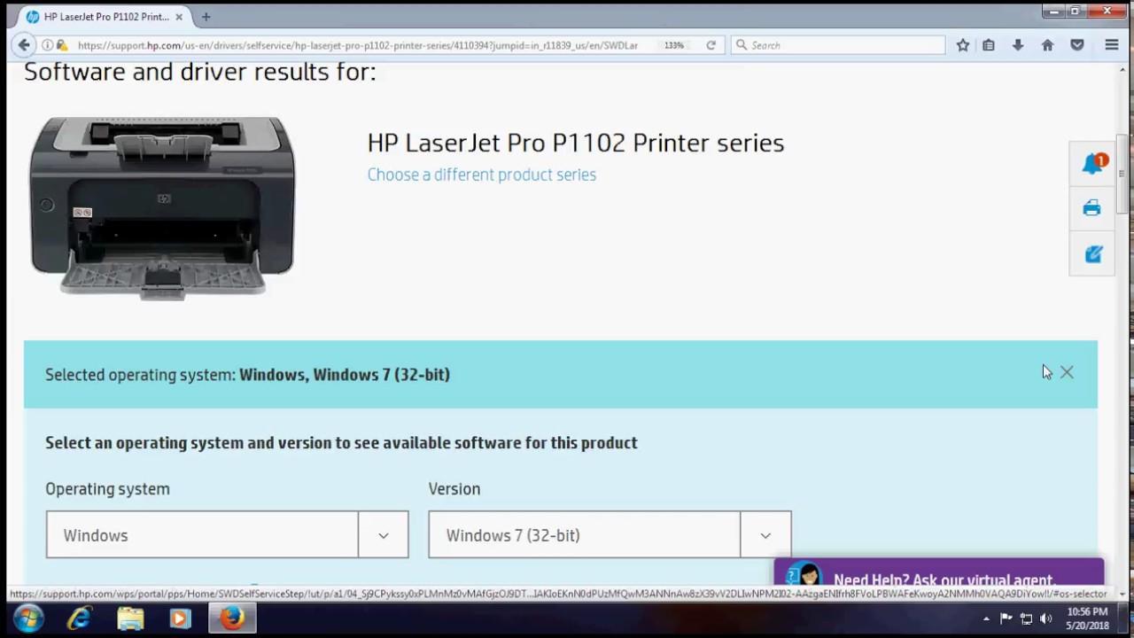 Hp Laserjet P1102 Driver For Mac Download