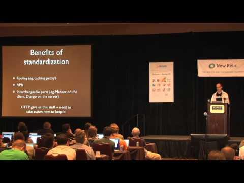 DjangoCon 2012 - Keynote - Geoff Schmidt