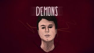 Alec Benjamin - Demons (Lyrics)