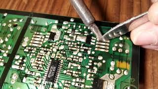 Доработка блока питания телевизора LG EAX64905501 LGP4750-13PL. Делаем ограничение тока подсветки.