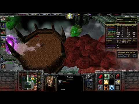 Warcraft 3: Using wc3connect + Test Game