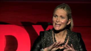 Life beyond fear: Karina Hollekim at TEDxBucharest