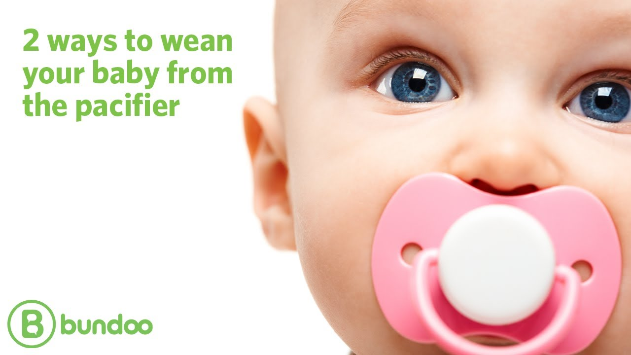 6 secrets how to wean a baby from a pacifier
