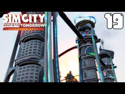Sim City: Cities Of Tomorrow #19 - High Wealth Elite Mega Tower