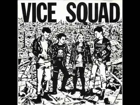 Vice Squad - Last Rockers (EP 1980)