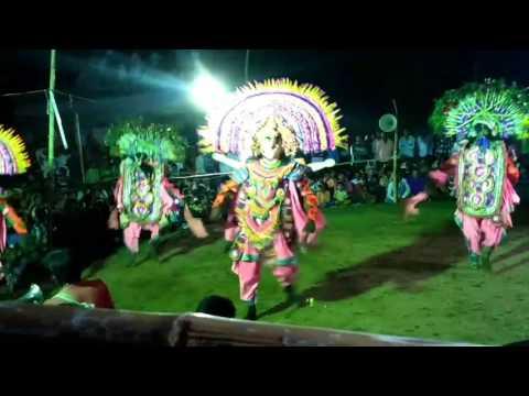 Chou Dance of Sasadhar kalindi