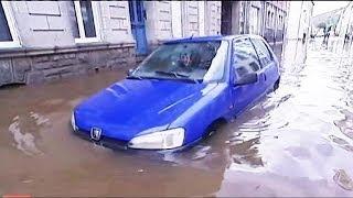 مقتل 5 أشخاص جراء الطقس السيء غرب اوروبا