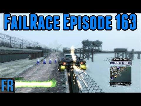 FailRace Episode 163 - Tony Hawk Would Be Proud