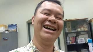 UNBOXING HP Laserjet MFP M180n Indonesia
