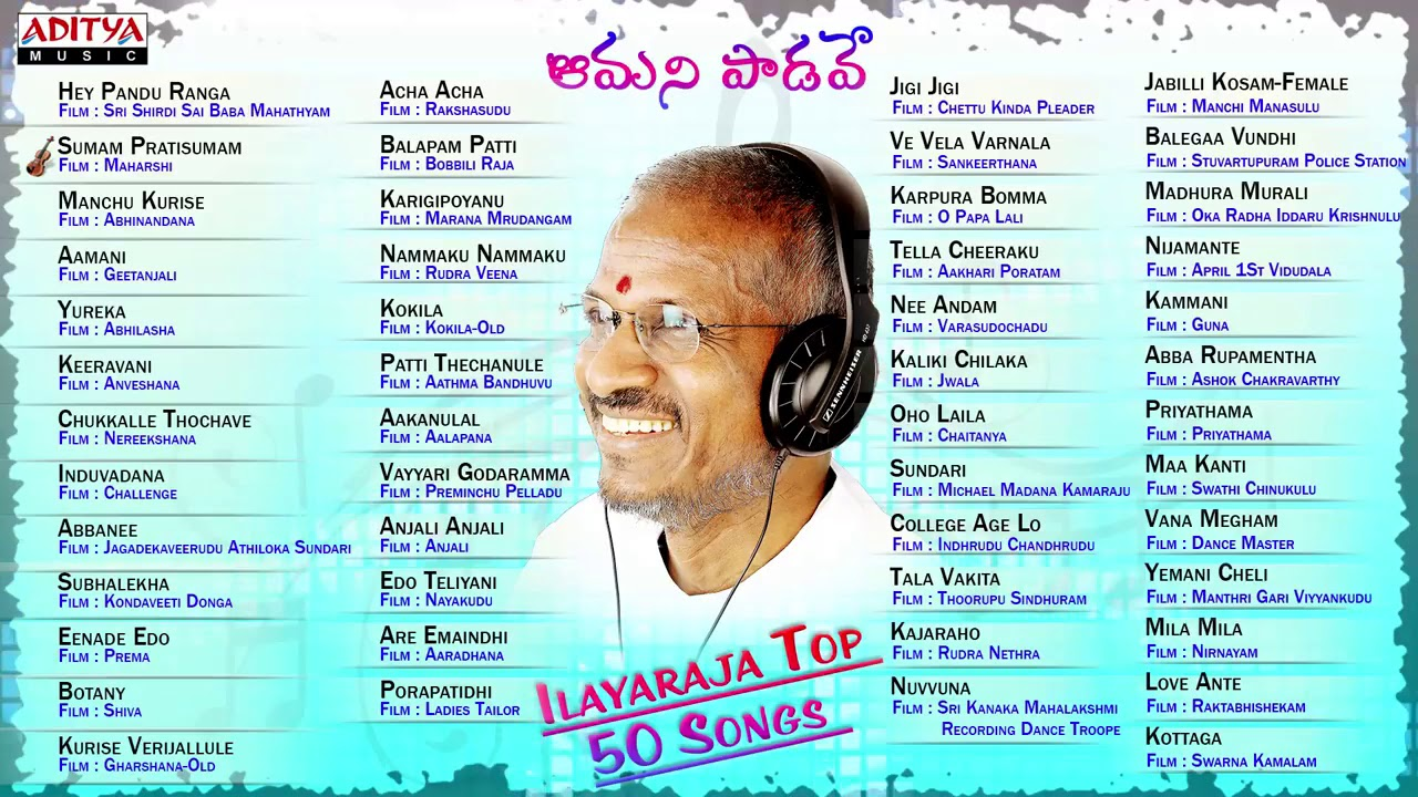ilayaraja hits telugu free download mp3
