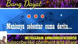 Sembilu berbisa pop Iwan Salman karaoke KN7000 j