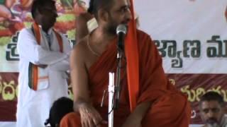 Sri Tridandi Ramanuja Chinna Jeeyar Swami speech In Jagtial Part 3