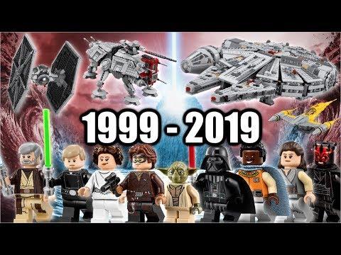 LEGO STAR WARS | 1999 - 2019