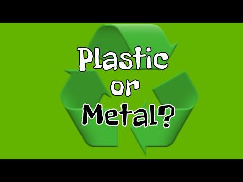 Metal or Plastic Topic of the week