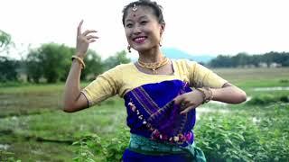 O Moi Boro Suwali || Assamese Traditional Bodo Video || Shonashri Doimary