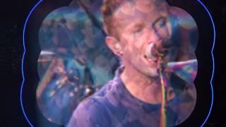 Coldplay - Birds at the Etihad Stadium! - 5th June 2016