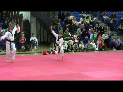 Tae Kwon Do Moo-Il Ee Jang Form
