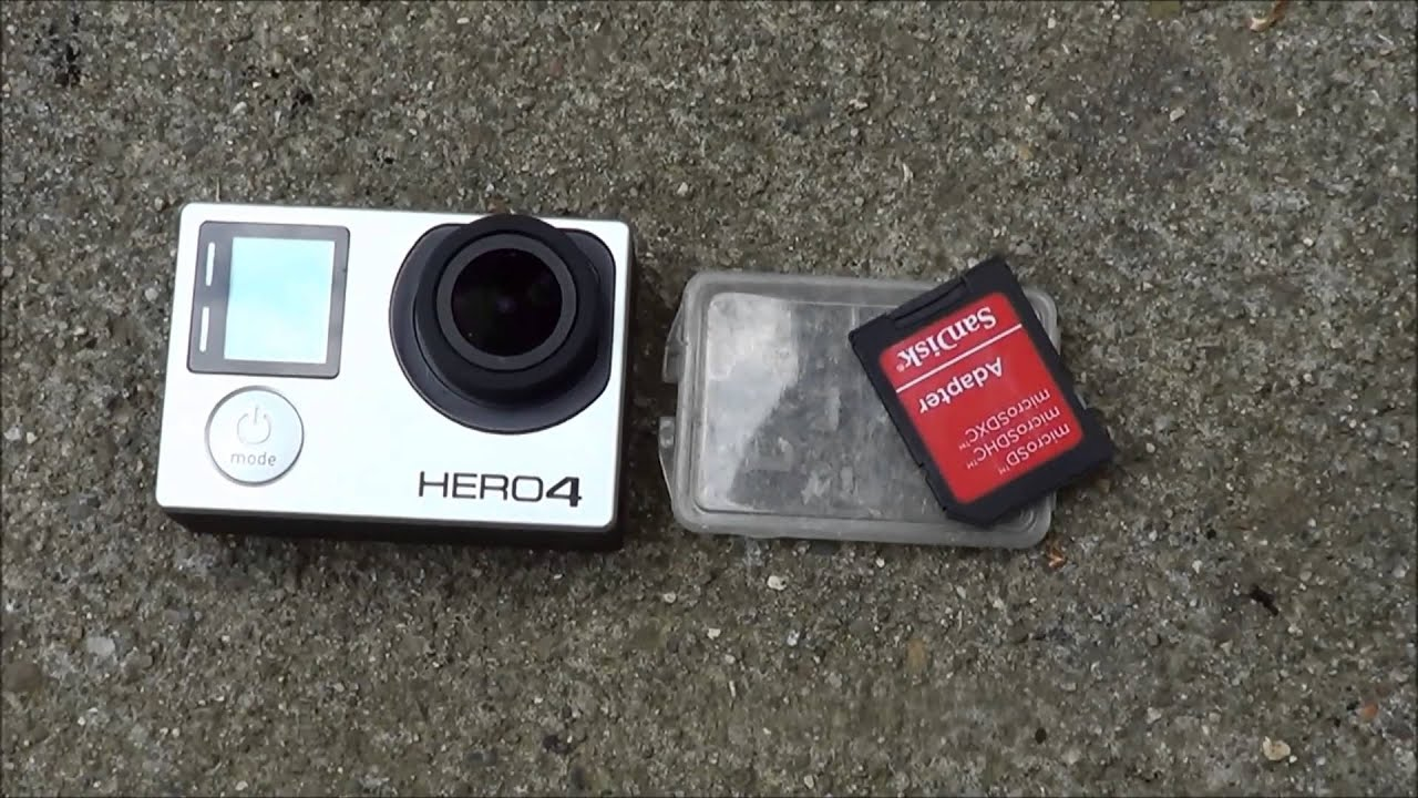 GoPro Hero4 Silver Review: King of the Action Cam Mountain ... |Oldest Gopro