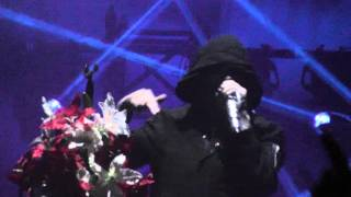 Marilyn Manson - Man That You Fear - live Stuttgart 12.11.2015