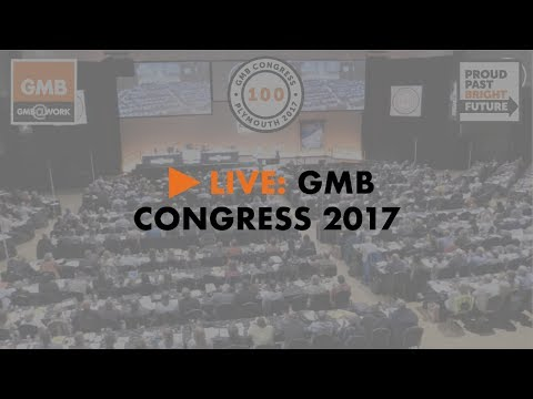 GMB Congress 2017 - Day 2, afternoon