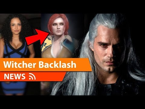 First Look At Netflix Geralt in The Witcher, Triss Casting Backlash & More thumbnail