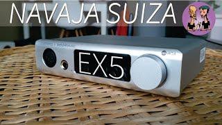 Un Dispositivo Para Gobernarlos a Todos    Topping EX5