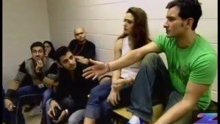 Shahrukh Khan Angry Face At Backstage During The Temptation Performance Old video /Prank