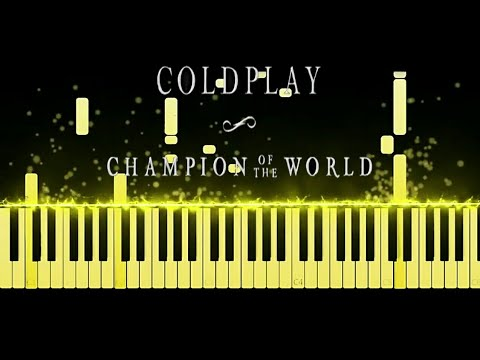 Coldplay - Champion Of The World (Piano Tutorial) | Secret Music thumbnail
