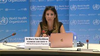 Coronavirus Outbreak (COVID - 19): WHO Update (27 July 2020)