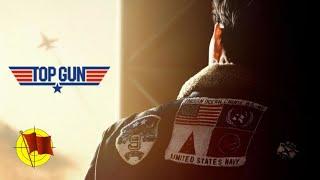 Топ Ган: Маверик - трейлер (любительский перевод) Top Gun: Maverick trailer -  russian version