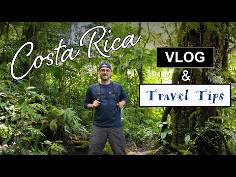 Visiting Costa Rica For The First Time - Our Self Planned Trip