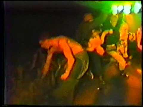 Minor Threat - Rollerworks L.A. 1983