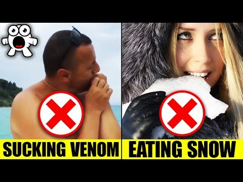 Download Youtube: Top 10 Survival Myths That Could Get You Killed