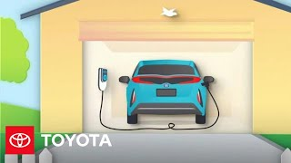 homepage tile video photo for Introducing Clean Assist EV Charging Program | Toyota