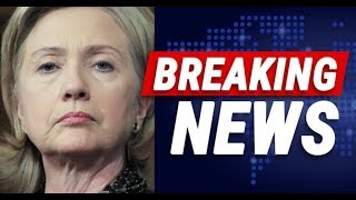 Federal Judge Blindsides Hillary – Sets Washington Swamp On Fire