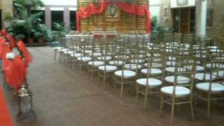 indian wedding mandap in sydney