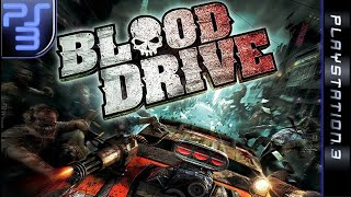 Longplay of Blood Drive