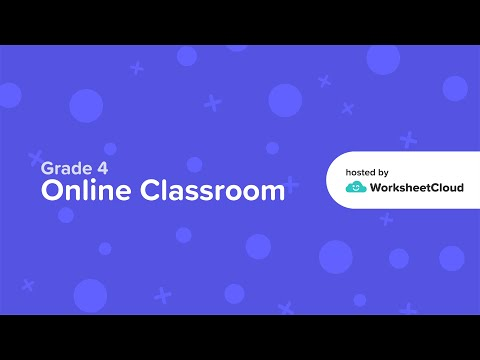 Grade 4 - Natural Sciences - Energy / WorksheetCloud Online Lesson from YouTube · Duration:  16 minutes 52 seconds