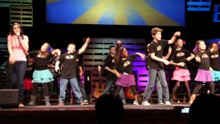 Show Jesus Ark Kids Performance