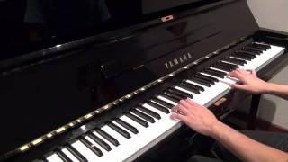 Bruno Mars - It Will Rain (piano cover)