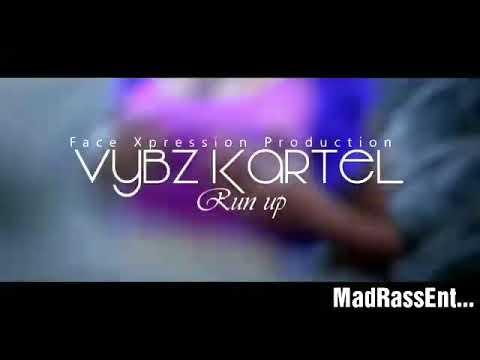 Vybz Kartel - Run Up (Official Video)