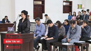 BẢN TIN 141 | 10.04.2018 | Xét xử phúc thẩm Châu Thị Thu Nga.