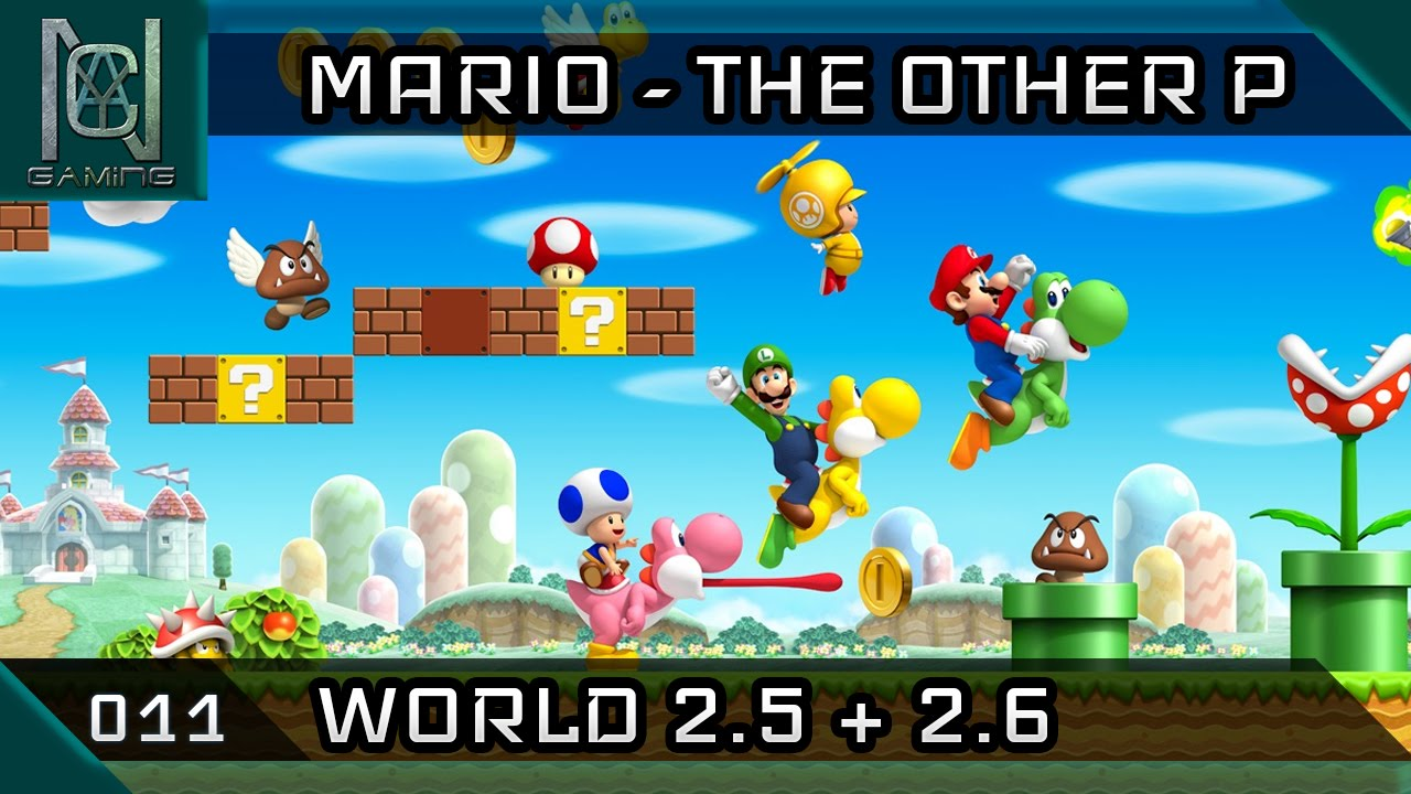 100+ New Super Mario Bros 2 World 6 – yasminroohi